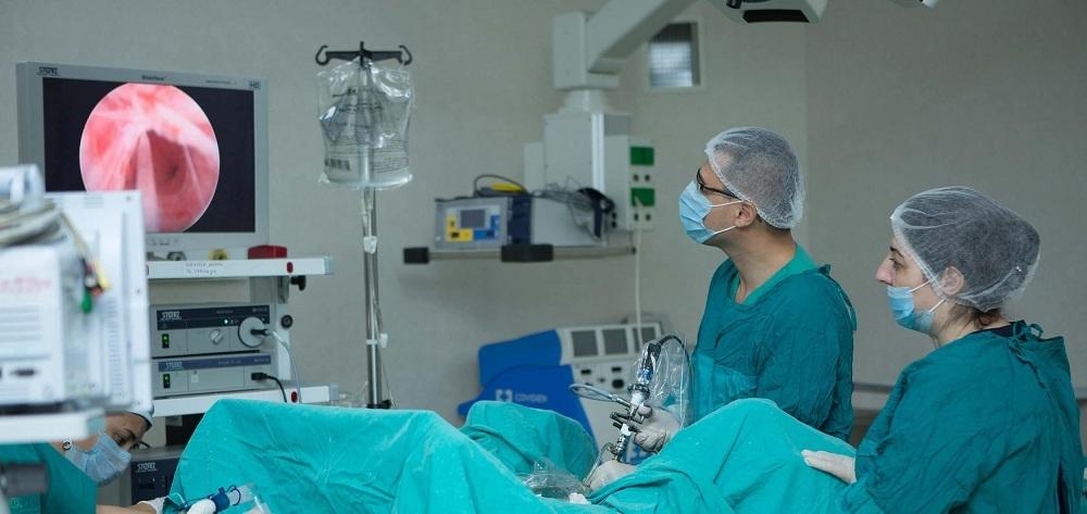 Uroloq - dr Ziyad Əliyev böyrək daşlarının lazerlə müalicəsi